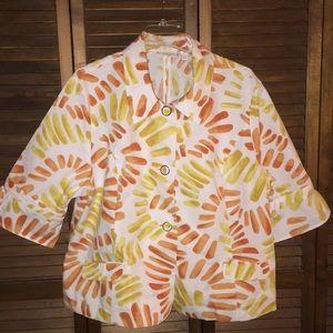 Chico's summer jacket